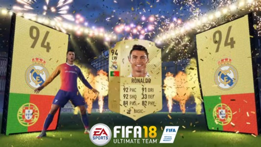 fifa 18, ultimate team
