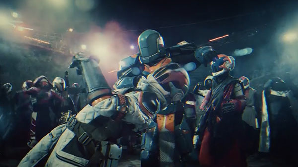 The Japanese Destiny 2 trailer really understands the game
