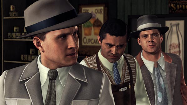 LA Noire on Switch is pricier than on other consoles
