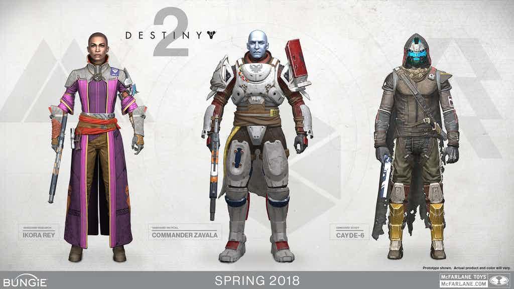 Destiny-2-McFarlane-Figure-Collection