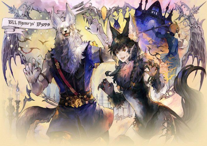 Final Fantasy XIV All Saints' Wake
