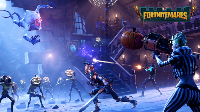 fortnite, halloween, update, patch notes