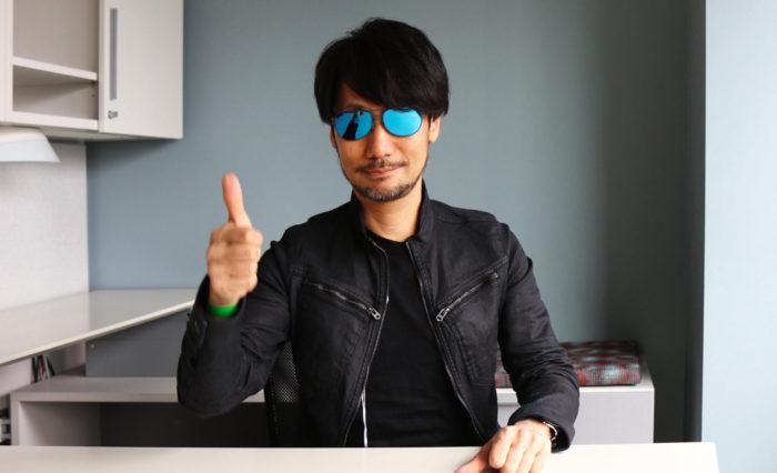 Hideo Kojima Troll