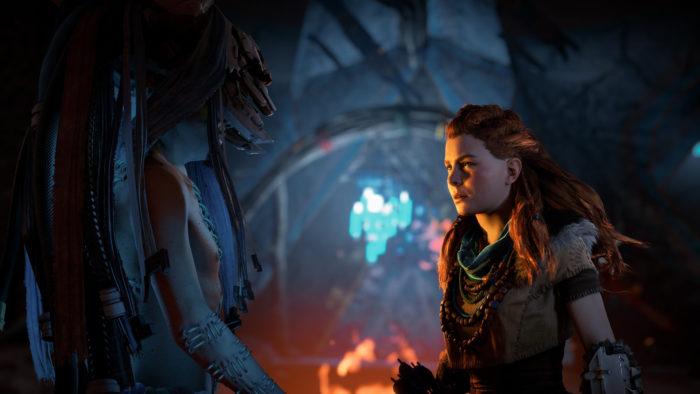 Horizon Zero Dawn the Frozen Wilds' trademark is in trouble