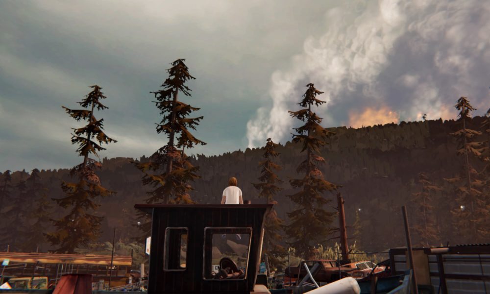 Life Is Strange, Before the Storm, episode two, review, episode 2