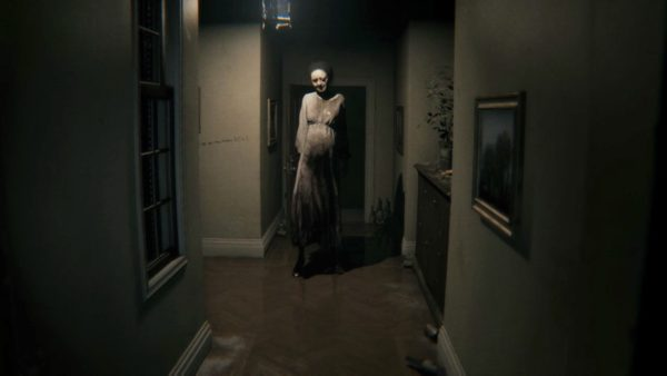 Lisa, P.T., video game, creatures, silent hills