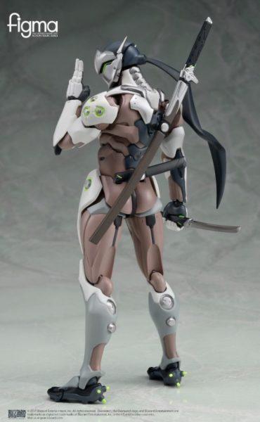 Overwatch Genji 2