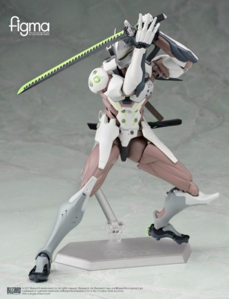 Overwatch Genji 4