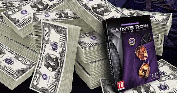 Saints Row IV Collector's Edition
