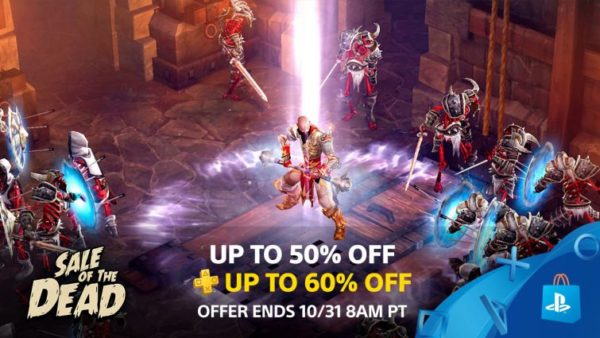 sale of the dead, ps4, psn