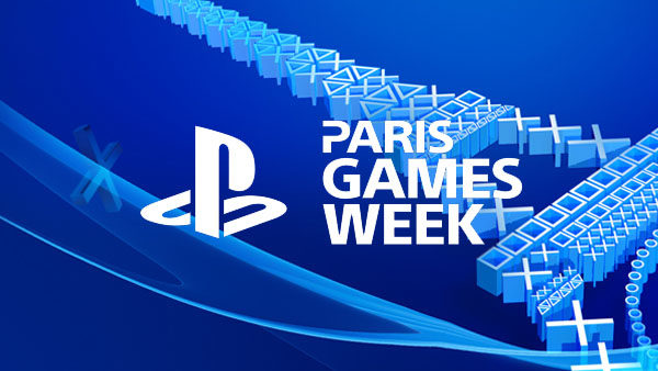 Sony, PlayStation 4, PS4, Paris Games Week
