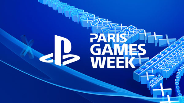 Sony, PlayStation 4, PS4, Paris Games Week