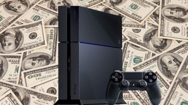 Sony PlayStation, PS4, Sony
