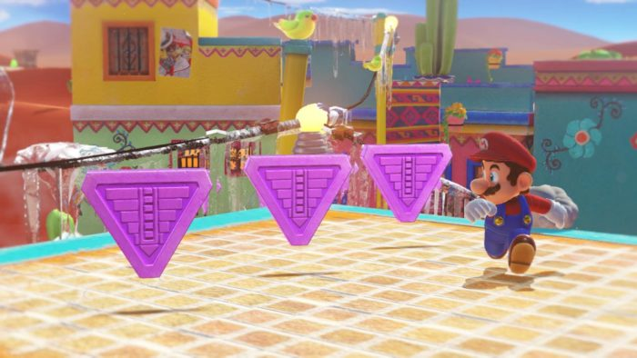 super mario odyssey has sold two million copies