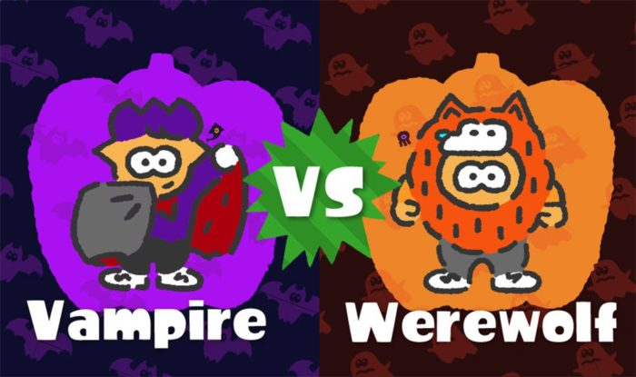 Splatfest Results
