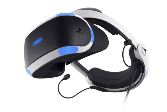 Updated PS VR has integrated headphones