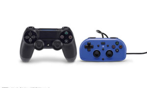 mini wired gamepad, ps4