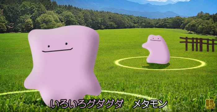 ditto, pokemon