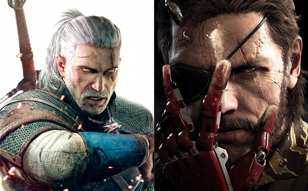 Witcher 3, Metal Gear Solid V