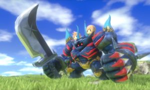 World of Final Fantasy Iron Giant