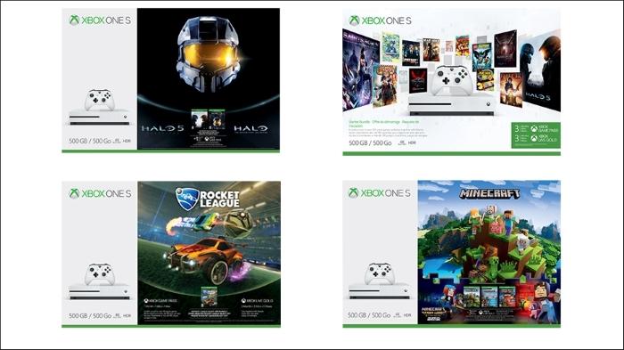 Xbox One, Xbox One S