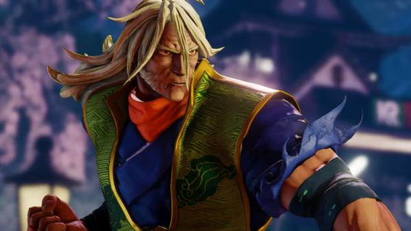 Street Fighter V, Street Fighter 5, Zeku