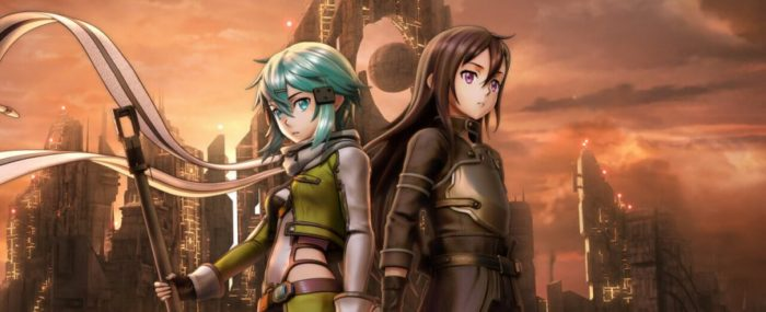 sword art online, fatal bullet, release date, pc, ps4, xbox one