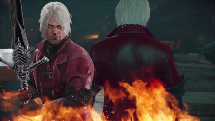 Dead Rising 4 Capcom Heroes Dante