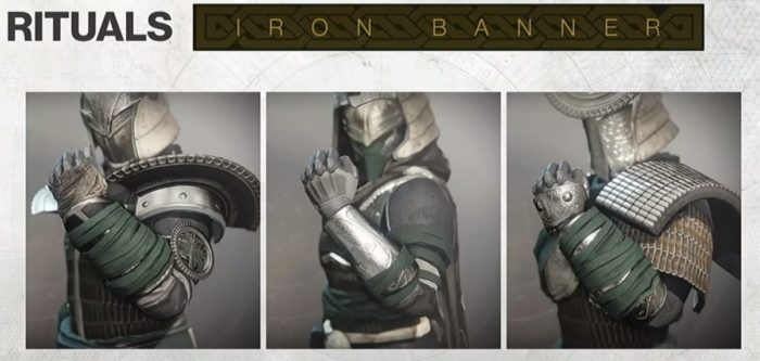 Bungie Is Changing Destiny 2's Iron Banner Rewards System