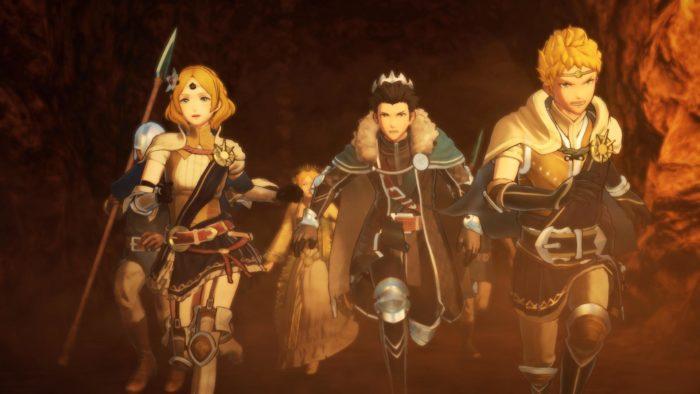 fire emblem warriors new