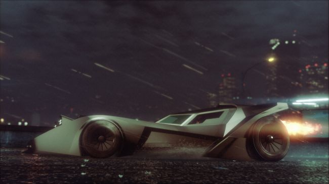 GTA Online Vigilante Batmobile