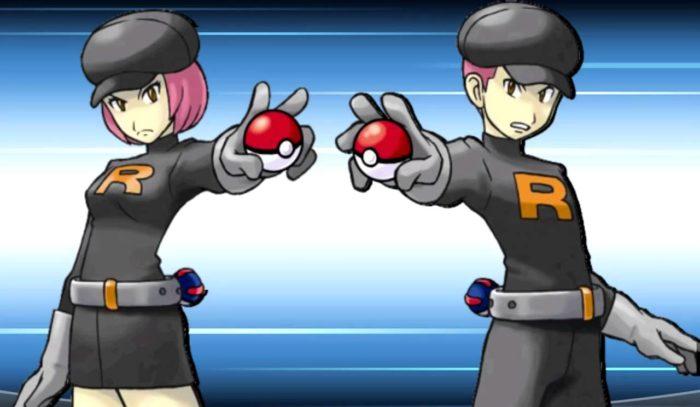 team rocket pokemon pokémon