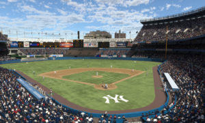 New York Yankees, Yankees Stadium, MLB The Show 17, MLB