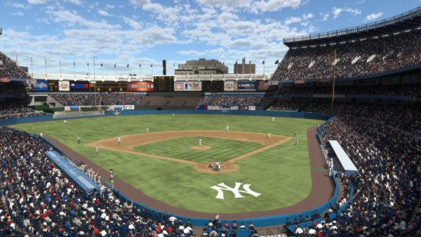 New York Yankees, Yankees Stadium, MLB The Show 17, MLB