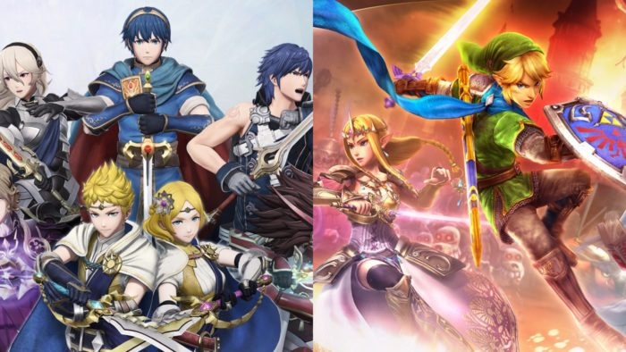 Here Are The Differences Between Fire Emblem And Hyrule Warriors