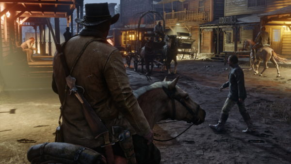 all ps4 games releases, october 2018, schedule, red dead redemption ii, release date