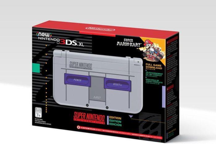SNES Classic 3DS XL