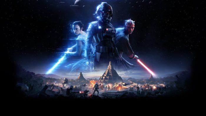 Star Wars: Battlefront ii, co-op, ps4