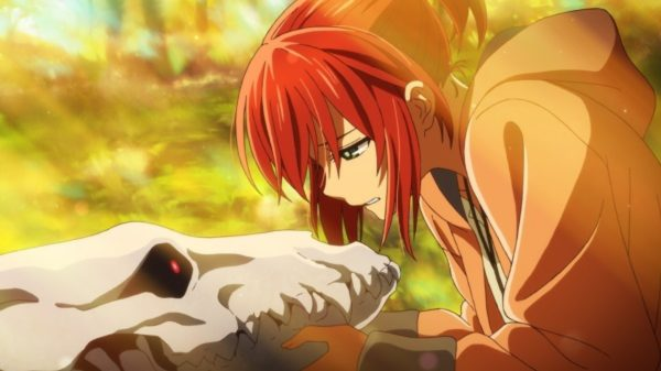 Anime Like Ancient Magus' Bride