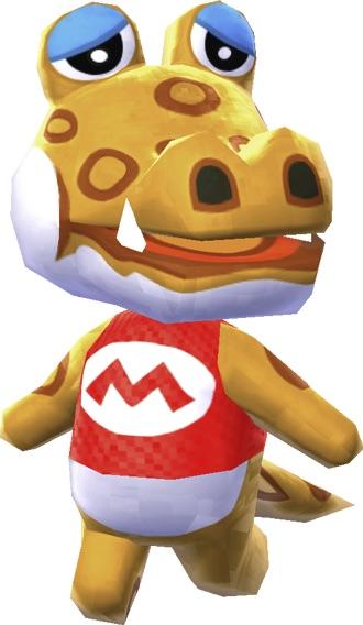 Animal Crossing Alfonso