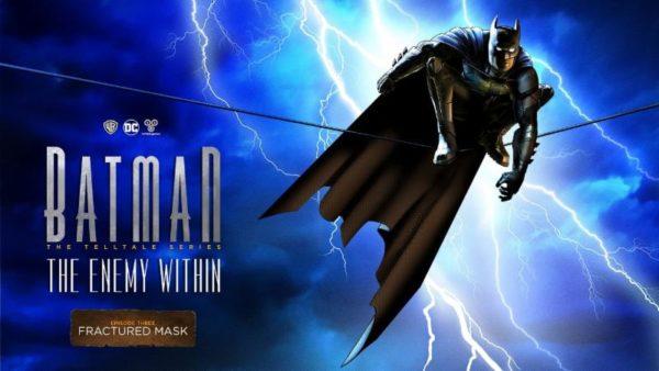 batman: the enemy within, episode 3, trailer