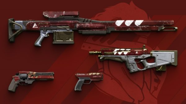 Destiny 2, New Monarchy, 2nd Faction Rally