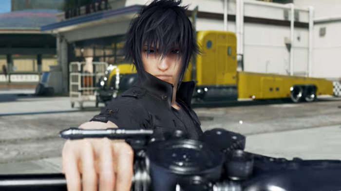 Final Fantasy XV, Tekken 7