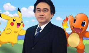 Iwata, Pokemon