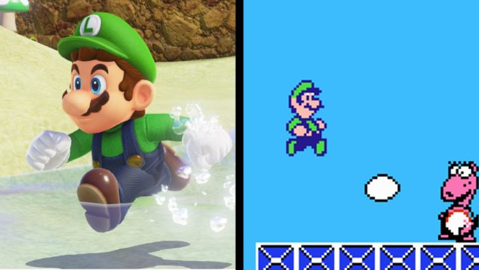 Here's Where Every Mario Odyssey Costume Comes From