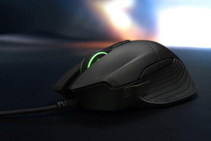 Razer-Basilisk-Ergonomic-Mouse