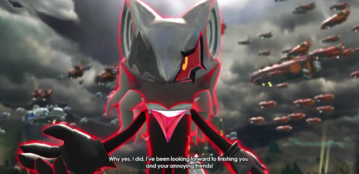 Sonic Forces Infinite