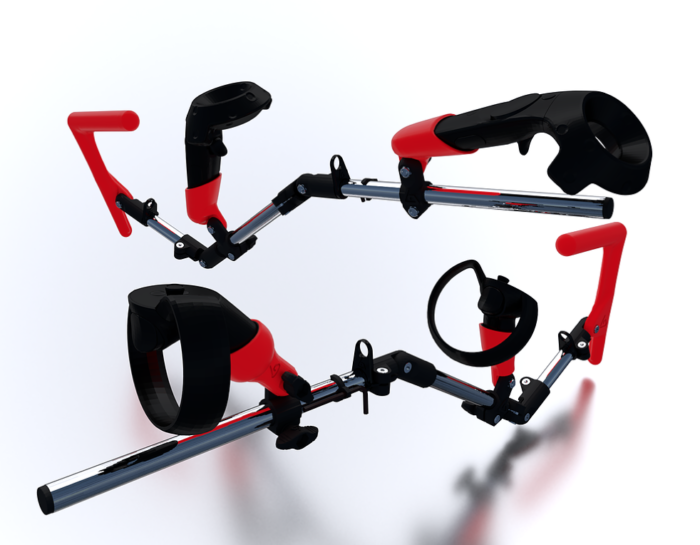 VR gun controller