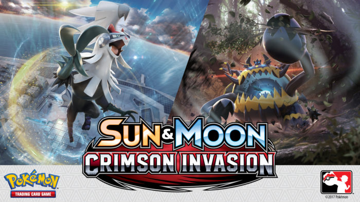 pokemon pokémon sun moon crimson invasion tcg
