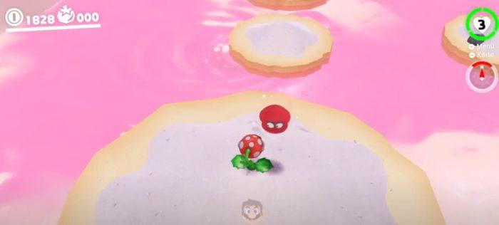Super Mario Odyssey Cappy Kills Mario